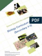 CE Bio Syllabus