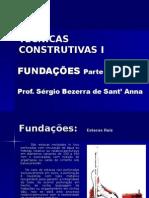 Técnicas Fundações parte 03