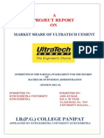 48897988 Summer Training Project Report FINAL1