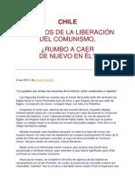 Chile A 40 años de la Liberación del Comunismo