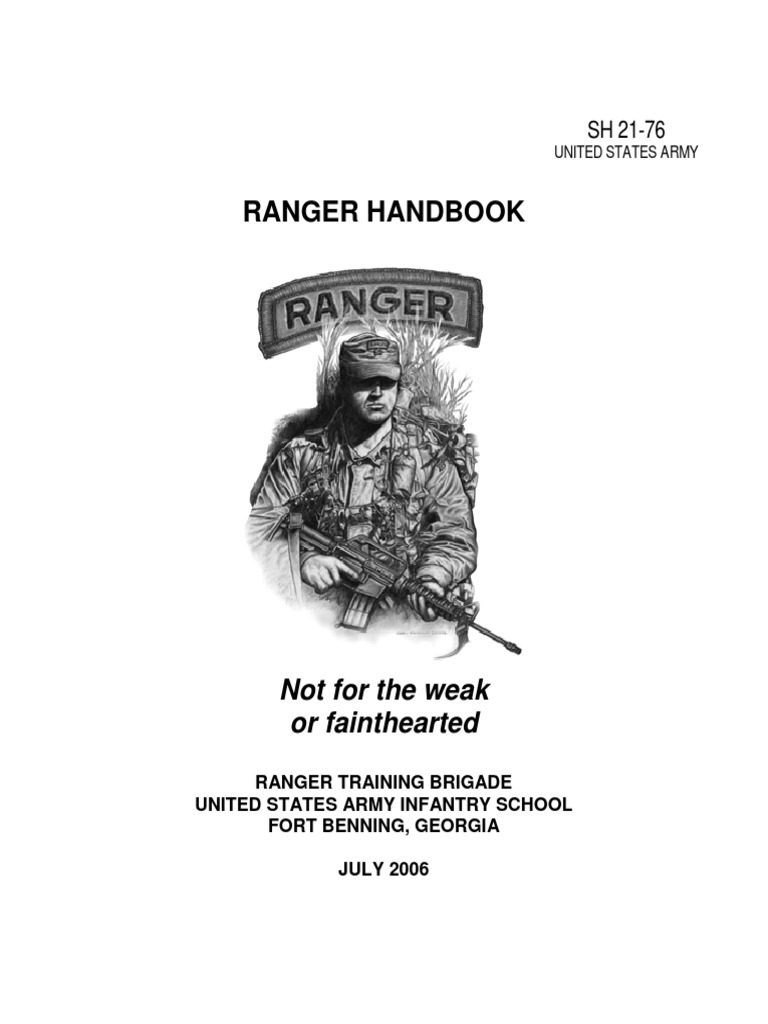 Ranger United States Army Rangers Military Units And Formations Standard Wire Harness Lacing