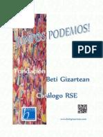 Beti catálogo RSE