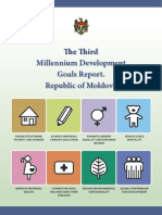 Third National Report on Millennium Development Goals, Moldova