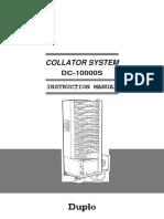 Dc 10000 s Instruction
