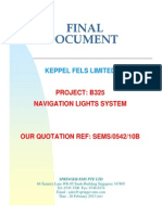 Navigation Lights unit. DOC