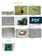 Eclipse II Spare Parts Pictures