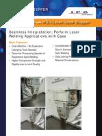 Laser Seam Stepper IPG