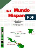 mapa el mundo hispano