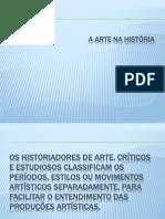 Arte Na Historia