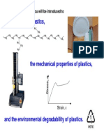 Polymers and Plastics