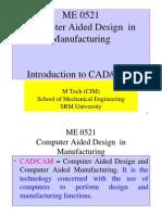 1 Cad-cam Intro