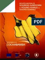 Seguridad Alimentaria Cochabamba