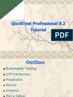 First Qtp Tutorial