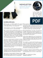AWA Newsletter Fall09