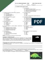 Teste Diagnostico 7