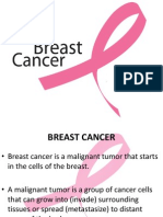 Breasr Cancer Report 2013