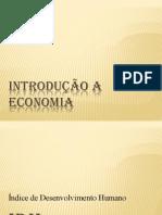 Apresentação - IDH PIB e PNB