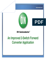 2-Switch Forward Converter