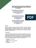 Diseno e Implementacion de Objetos de Aprendiz