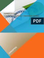 Conceptos, Campos y Materias Afines