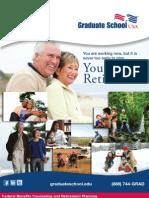 Retirement and Benefits Planning Curriculum Brochure