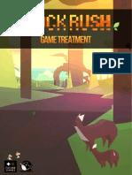 Blockrush - Game Treatment