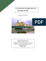 Estudio de Los Sistemas de Seguridad en La Descarga de GNL