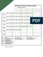 Jadual Kelas KDC Mac13
