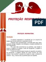 AULA 4 - PROTEÇÃO  RESPIRATÓRIA
