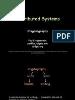 18 Steganography