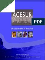 Catalogo de Accesorios Galvanizados