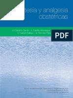 analgesia y anestesia obstétricas