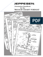 Jeppesen - Orientation Handbook for the NEW APPROACH CHART FORMAT