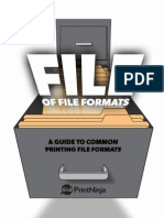 A File of File Formats