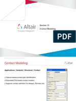 Contact Modeling