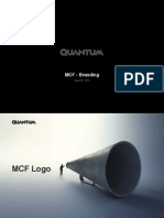 Quantum MCF Presentation