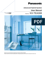 PA308User Manual