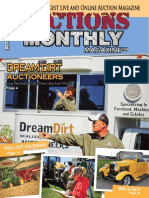 Auctions Monthly Magazine October 2013