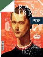 Maquiavelo hoy | Índice Letras Libres España. No. 145