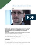 La NSA Usa Facebook Para Buscar Conexiones Entre Ciudadanos