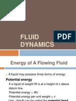 Fluid Dynamics II