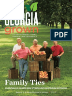 Georgia Grown 2013- 2014
