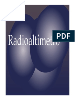 Radioaltímetro