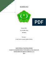 Referat TB Paru (Radiologi)