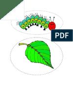 Hungry Caterpillar Ava