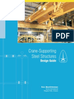 Crane Supporting Steel Structures-Design Guide