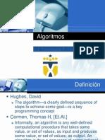 Algoritmos - generalidades