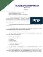Edital Do Processo de Promocao 2011 Dos Integrantes Do QM Da SEE - DOE 11-05-2011