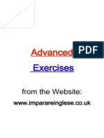 Advanced Exercises for cae