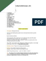 Trading Football Strategiesv3